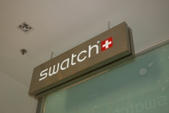 Insegna Swatch